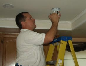 professional electrical contractor lake sherwood